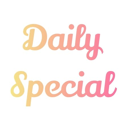 Daily Special Arrangement